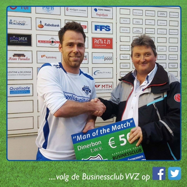 Reinier Joustra: Man of the Match